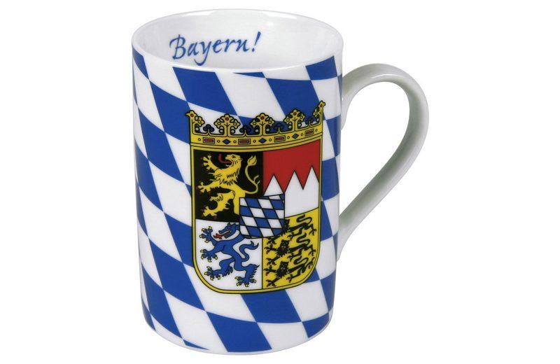 Könitz Becher »Bayern«