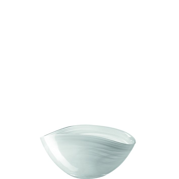 Leonardo Schale »Alabastro« 1-teilig in Weiß