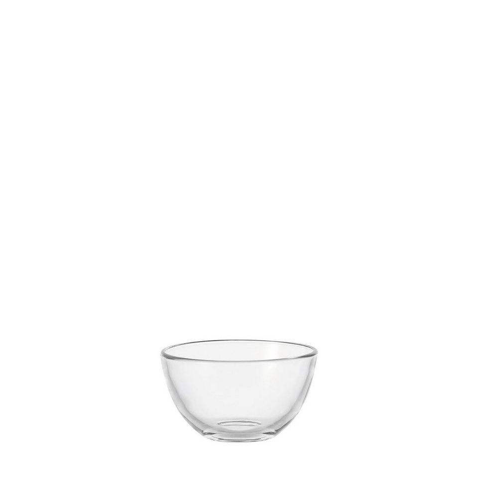 Leonardo Schale »Ciao« in Transparent