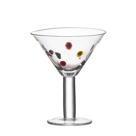 Leonardo Cocktailschale »Millefiori«