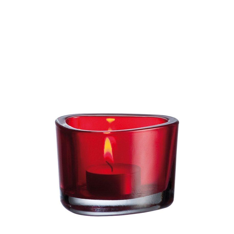 Leonardo Tischlicht »Organic« in Rot
