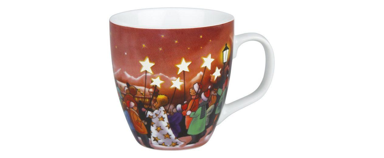 Könitz Becher »Sternenumzug«