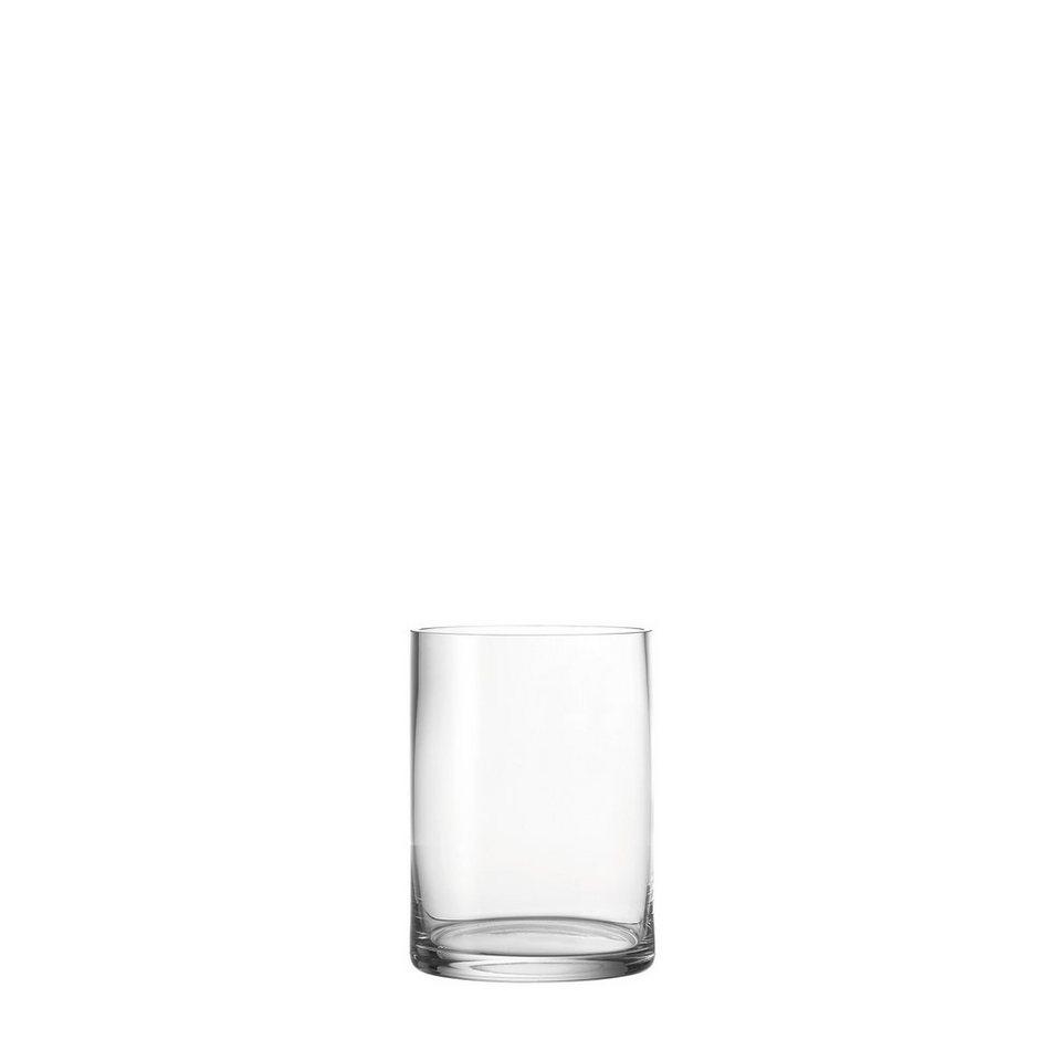 Leonardo Vase »Noble« in Transparent