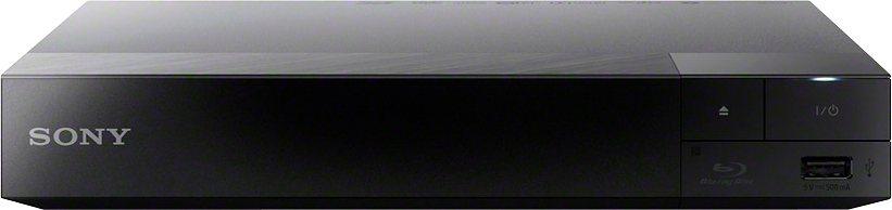 Sony BDP-S4500 Blu-ray Player, 3D Blu-ray Player, 3D-fähig in schwarz