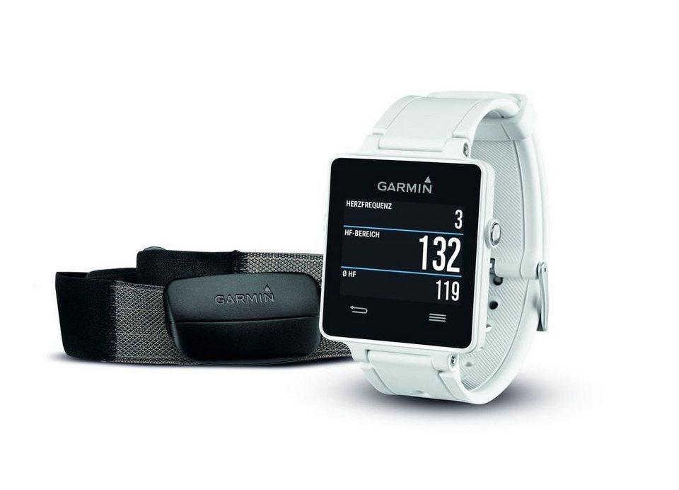 garmin gps smartwatch vivoactive hrm bundle otto. Black Bedroom Furniture Sets. Home Design Ideas