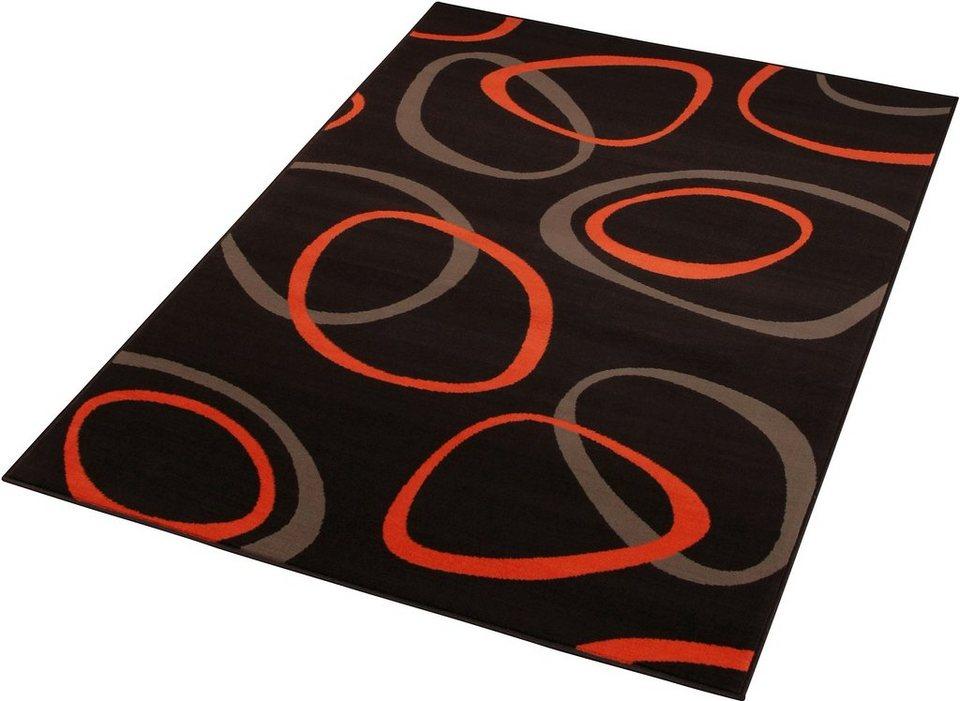 Teppich »Loop«, Hanse Home, rechteckig, Höhe 7 mm in braun