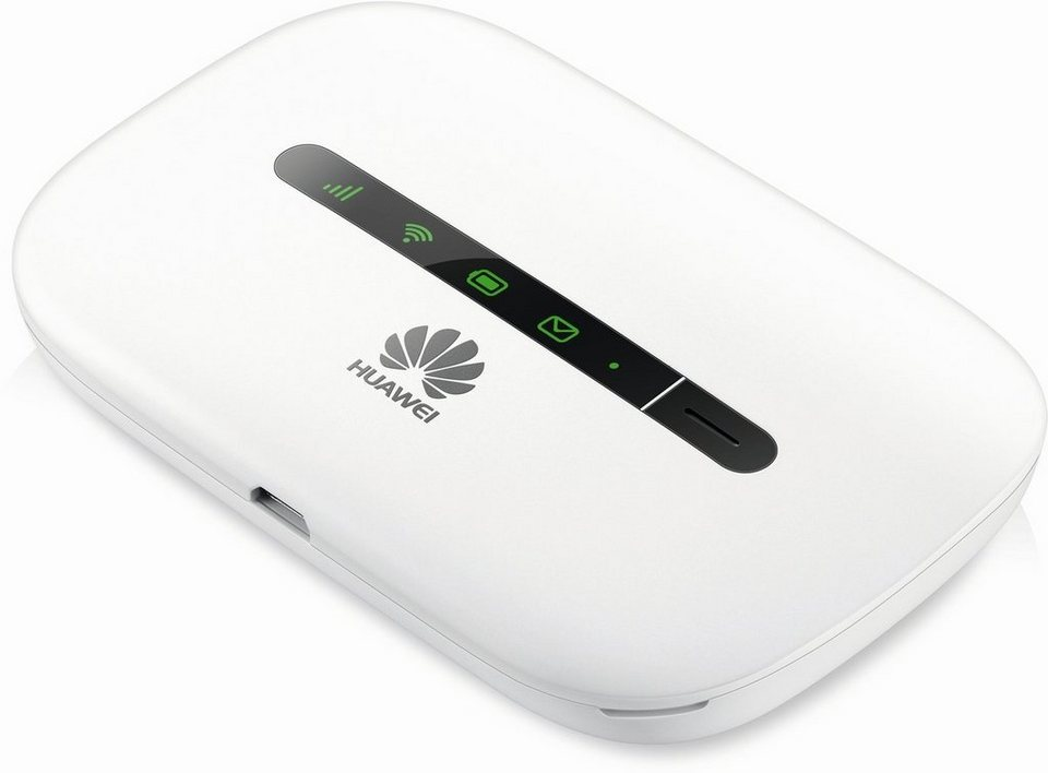 Huawei Mobiler Router »E5330 mobiler HSPA+ Hotspot« in Weiß