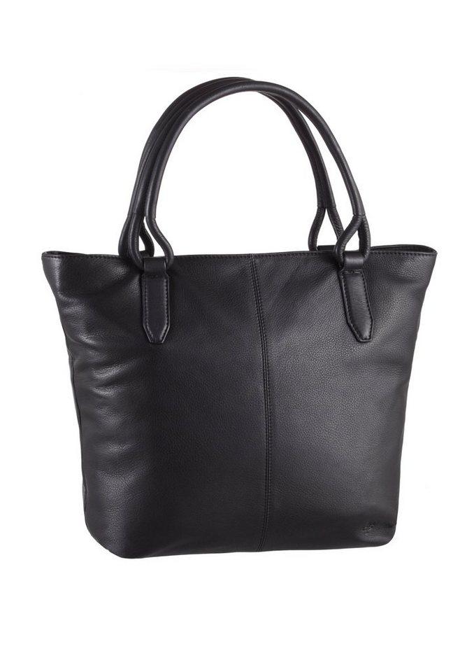 Handtasche, Marc O'Polo in schwarz