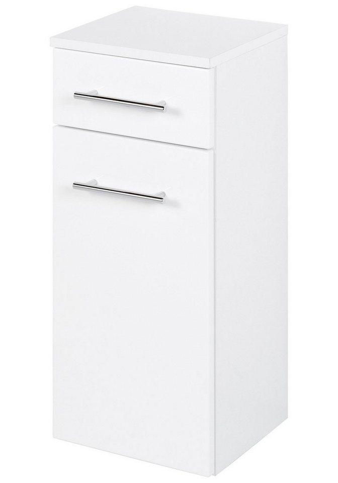 Unterschrank »Prato«, Breite 30 cm in weiß