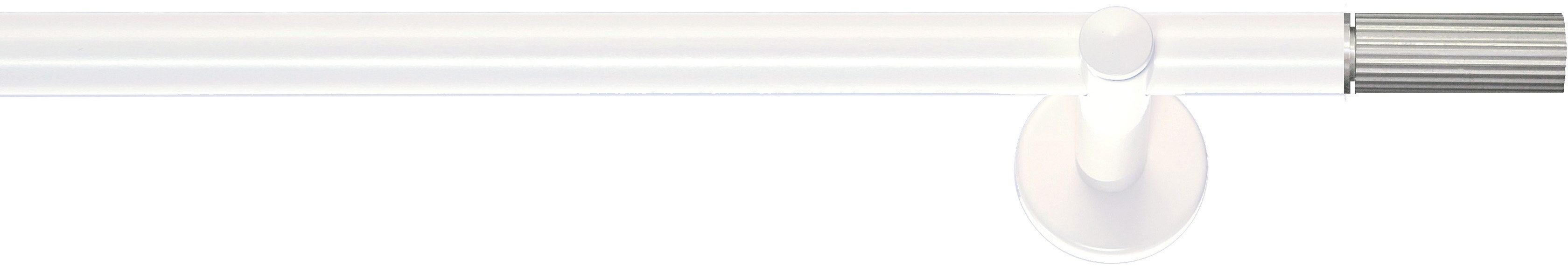 Gardinenstange, Indeko, »Industrie-Look Dalles«, 1-läufig nach Maß ø 20 mm