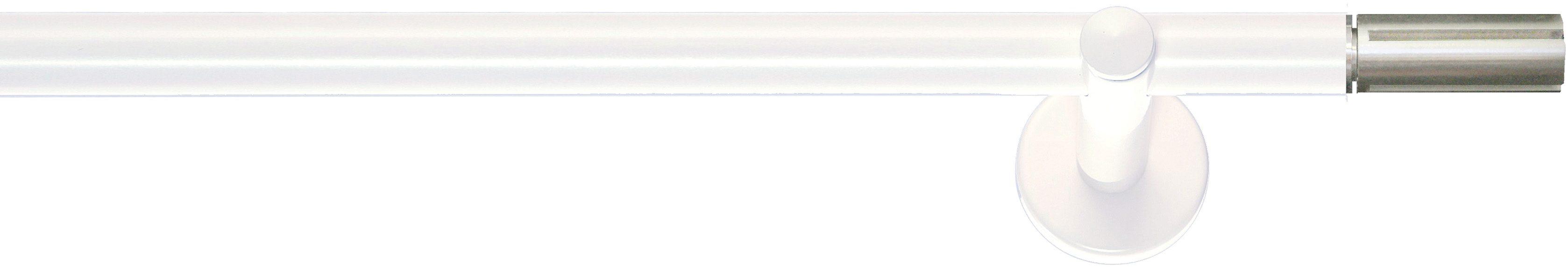 Gardinenstange, Indeko, »Industrie-Look Houston«, 1-läufig nach Maß ø 20 mm