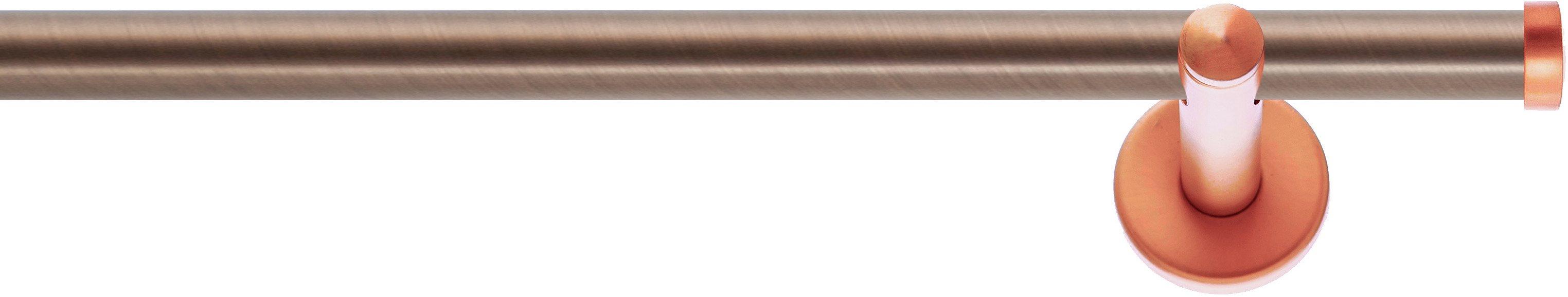 Gardinenstange, Indeko, »Industrie-Look Seattle«, 1-läufig nach Maß ø 20 mm | Heimtextilien > Gardinen und Vorhänge > Gardinenstangen | indeko