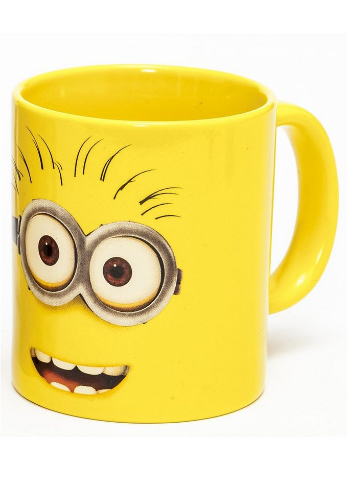 JOY TOY Tasse 320 ml, »Minions Keramiktasse«
