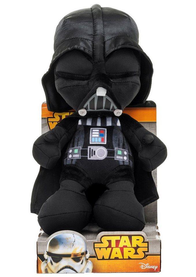 JOY TOY Plüschfigur, »Star Wars - Darth Vader« in schwarz