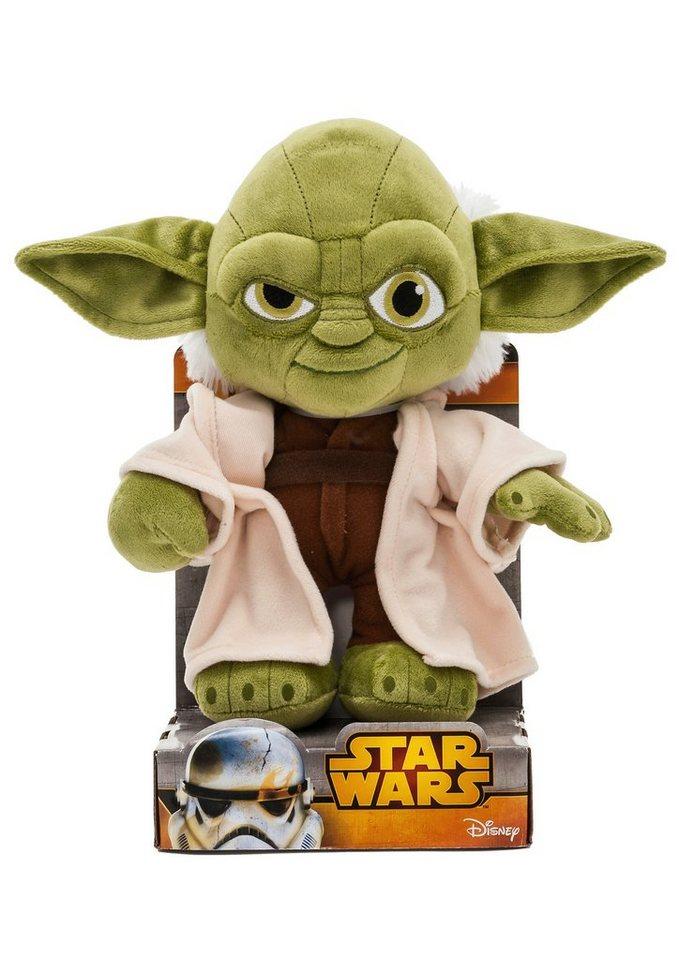 JOY TOY Plüschfigur, »Star Wars Yoda« in grün