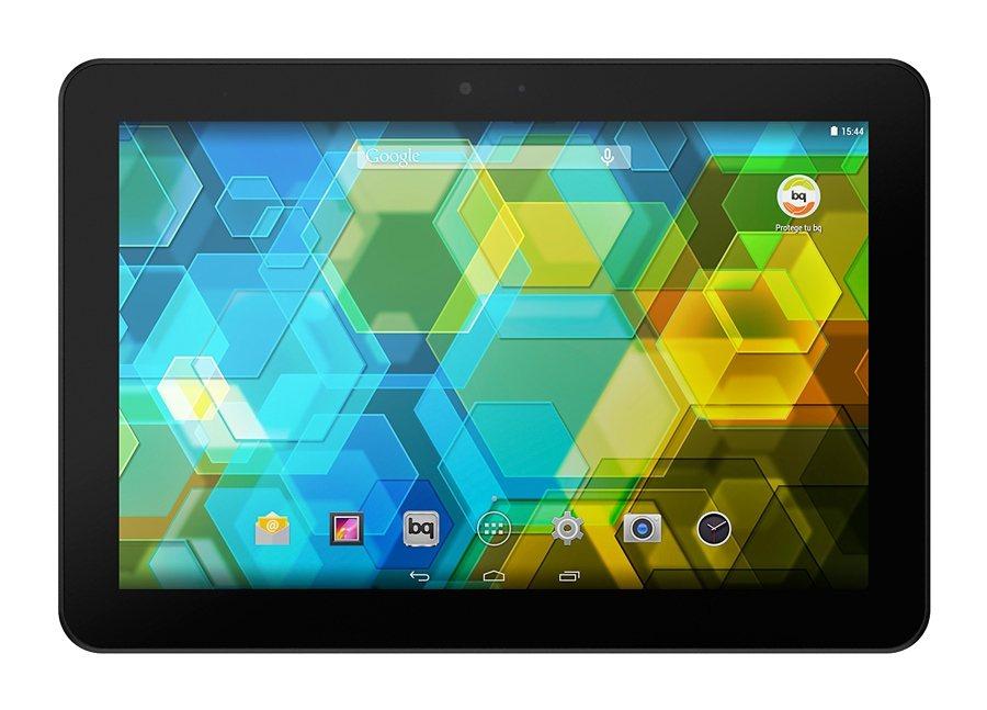 bq Android Tablet »Edison 3 WiFi« in schwarz