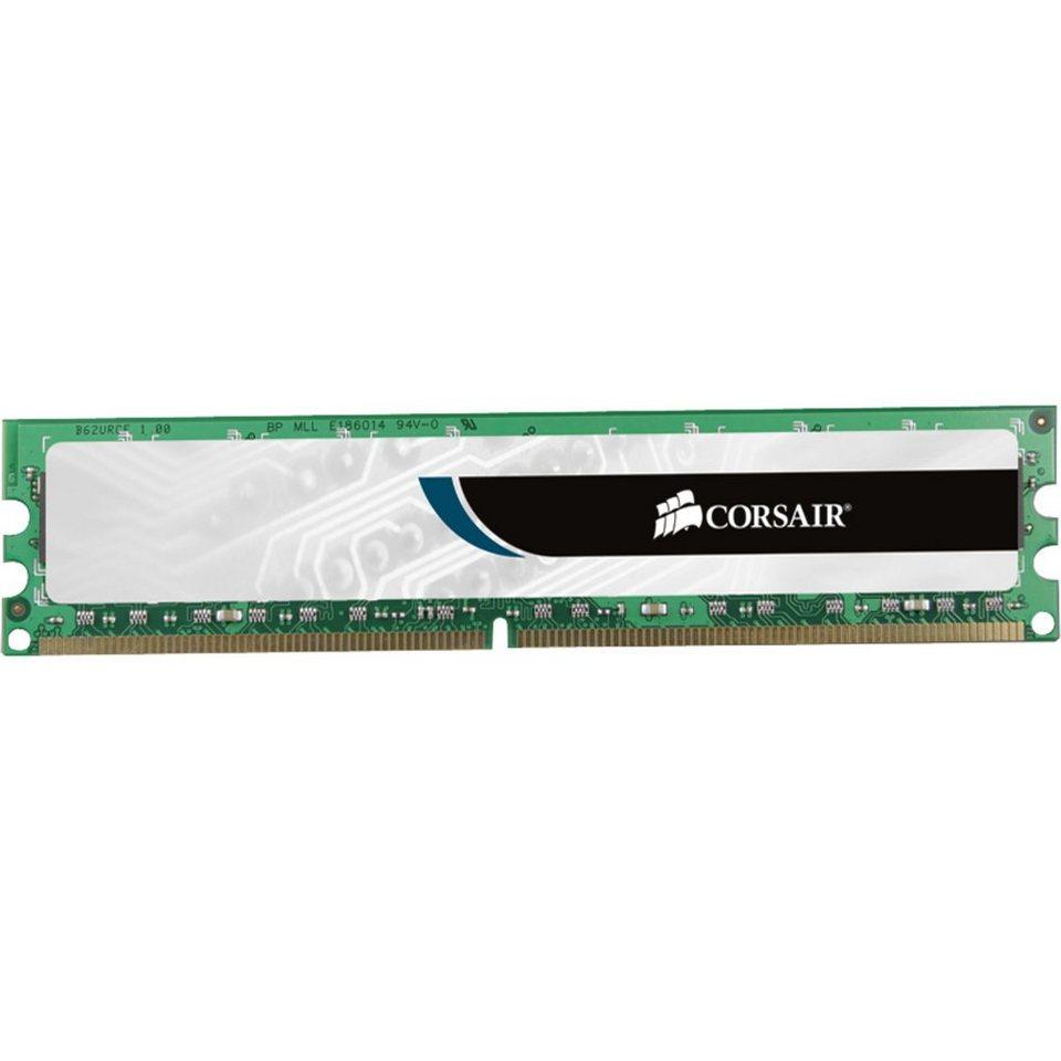Corsair ValueSelect Arbeitsspeicher »DIMM 8 GB DDR3-1600«