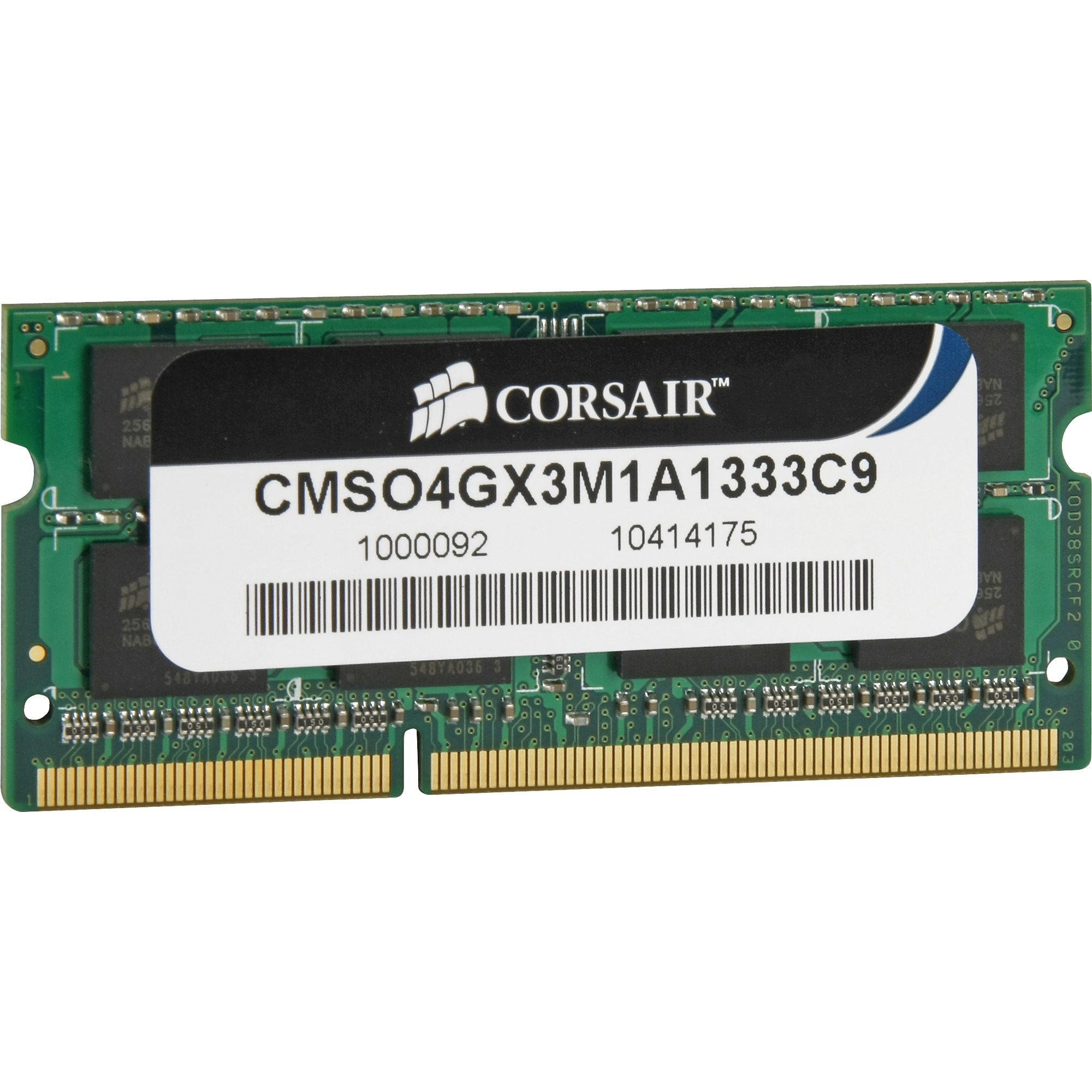 Corsair ValueSelect Arbeitsspeicher »SO-DIMM 4 GB DDR3-1333«