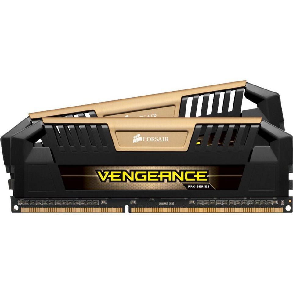 Corsair Arbeitsspeicher »DIMM 16 GB DDR3-2400 Kit«
