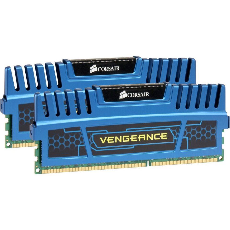Corsair Arbeitsspeicher »DIMM 4 GB DDR3-1600 Kit«