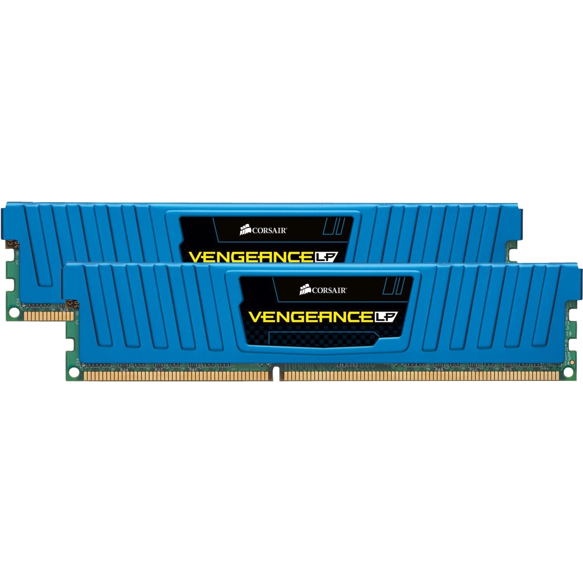 Corsair Arbeitsspeicher »DIMM 8 GB DDR3-2133 Kit«