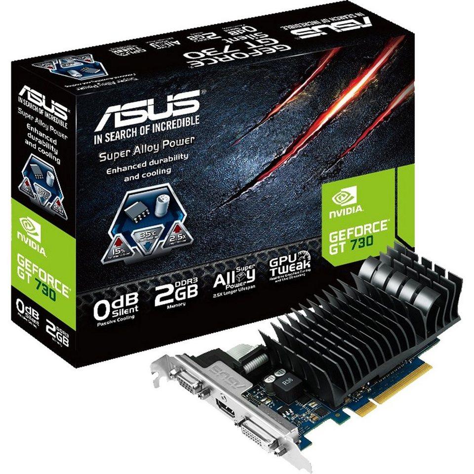 ASUS Grafikkarte »GeForce GT 730 2 GB«