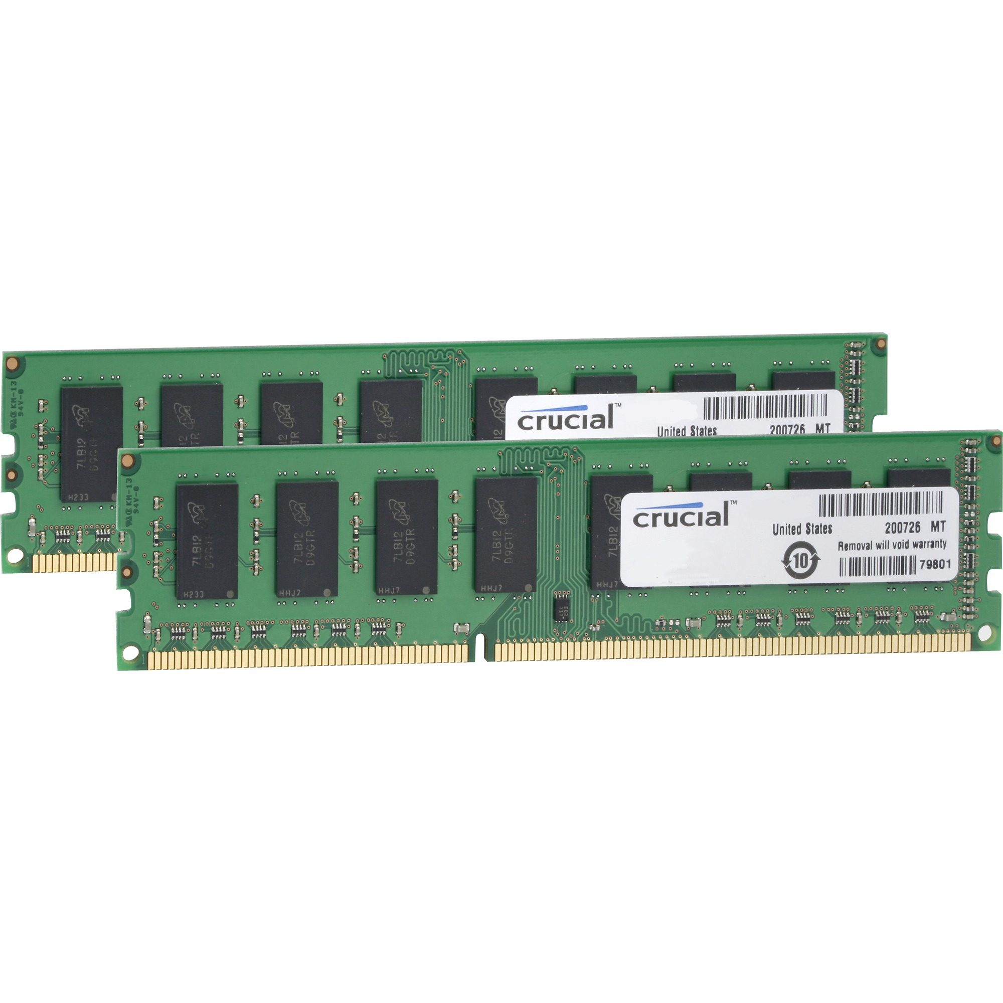 Crucial Arbeitsspeicher »DIMM 4 GB DDR2-667«