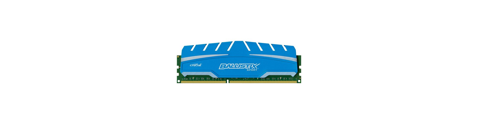 Crucial Arbeitsspeicher »DIMM 8 GB DDR3-1600«