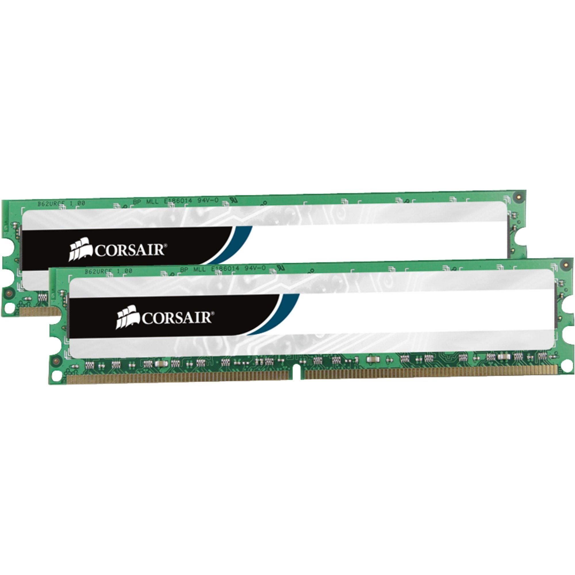 Corsair ValueSelect Arbeitsspeicher »DIMM 8 GB DDR3-1600 Kit«