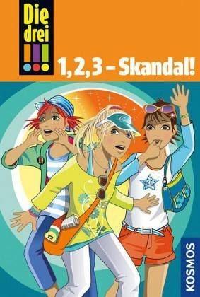 Gebundenes Buch »Die drei !!!. 1,2,3 - Skandal!«