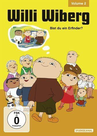 DVD »Willi Wiberg, Volume 2 - Bist du ein Erfinder?«