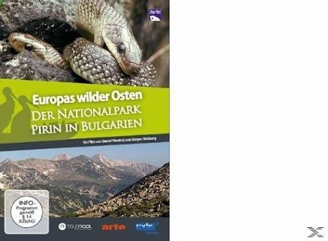 DVD »Europas Wilder Osten - Der Nationalpark Pirin...«