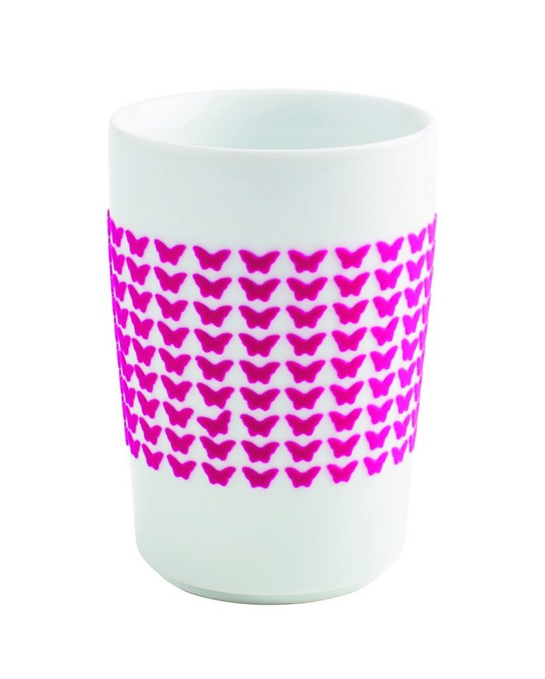 Kahla Maxi-Becher »Butterfly« in Magenta
