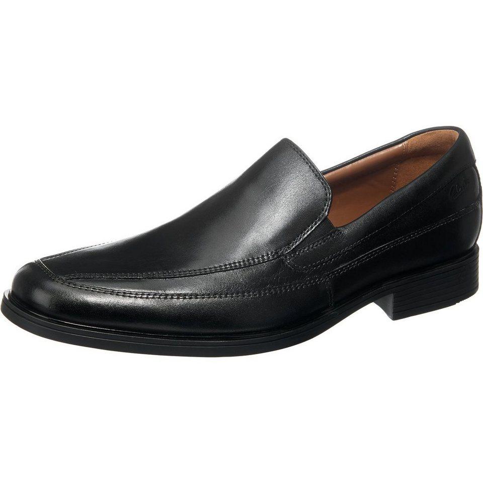 Clarks Tilden Free Business Schuhe in schwarz