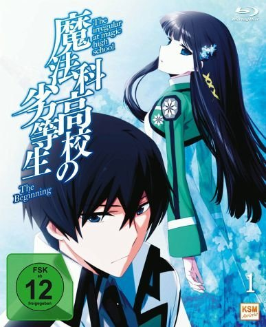 Blu-ray »The Irregular at Magic High - Vol. 1, The...«