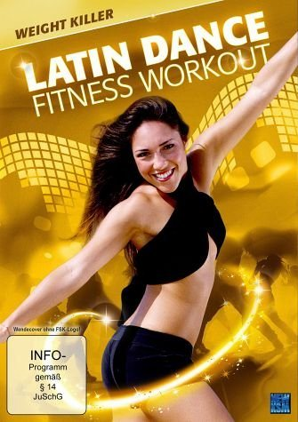 DVD »Latin Dance Fitness Workout - Weight Killer«