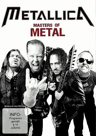 DVD »Metallica: Masters of Metal«