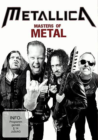 DVD »Metallica: Masters of Metal«