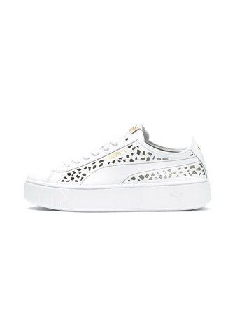 PUMA »Vikky Stacked Laser Cut Damen Sneaker...