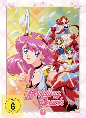 DVD »Wedding Peach - Vol. 3 (3 Discs)«
