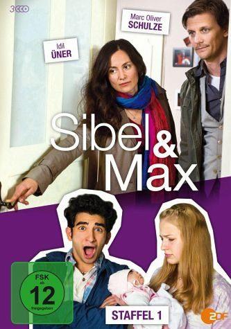 DVD »Sibel & Max - Staffel 1 (3 Discs)«