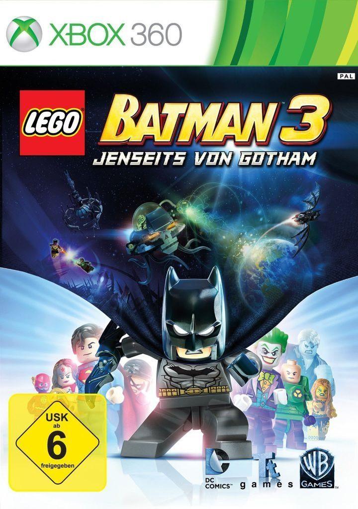 Warner Games XBOX 360 - Spiel »LEGO Batman 3: Jenseits von Gotham«