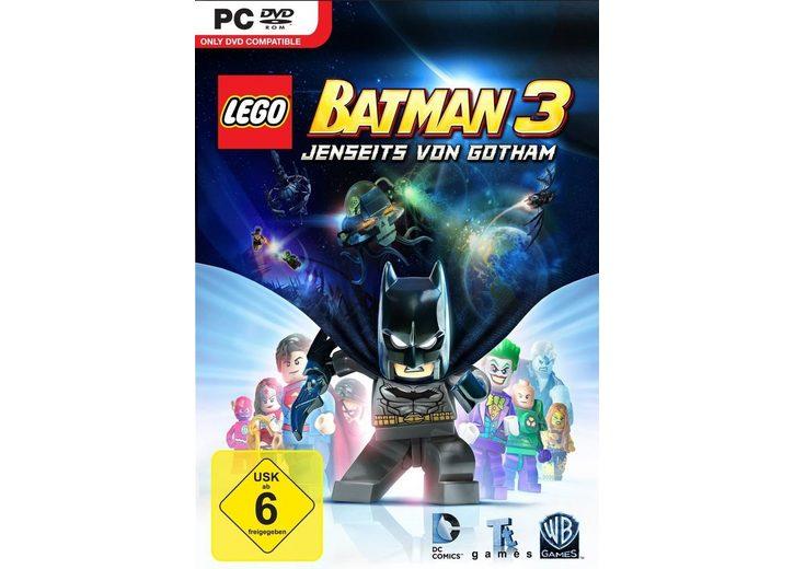 Warner Games PC - Spiel »LEGO Batman 3: Jenseits von Gotham«