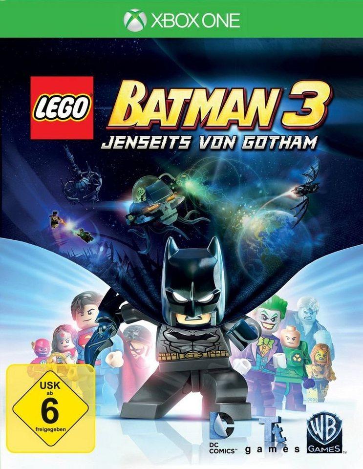Warner Games XBOX One - Spiel »LEGO Batman 3: Jenseits von Gotham«