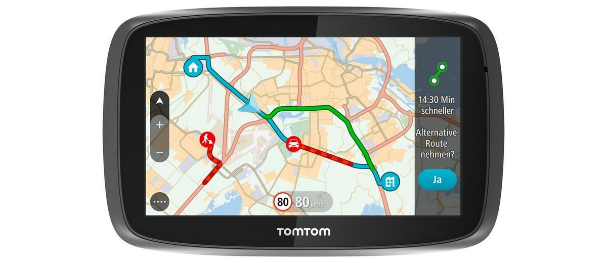TomTom Navigationsgerät »GO 610 World«