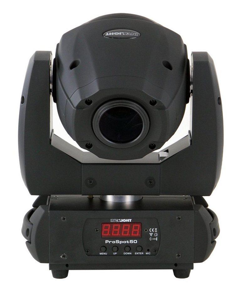 Involight Kopfbewegter Hochleistungs LED Spot »...