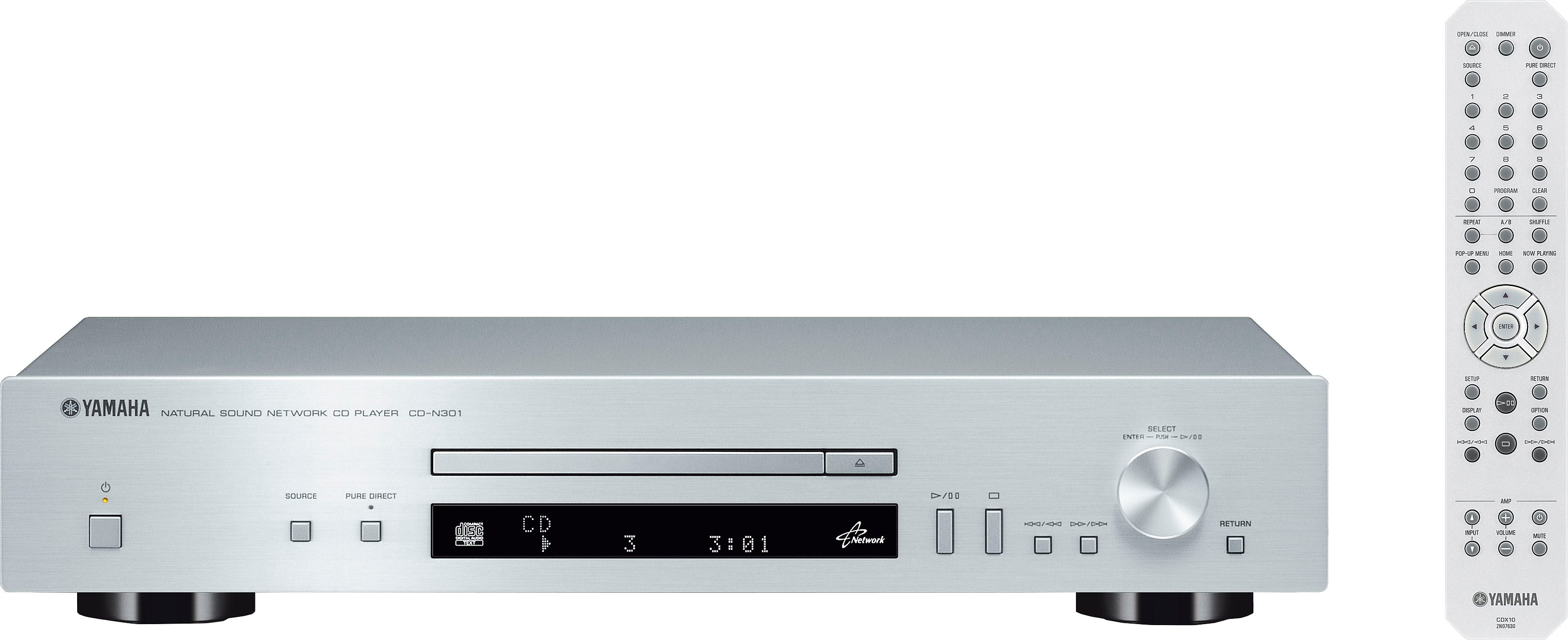 Yamaha CD-N301 CD-Player