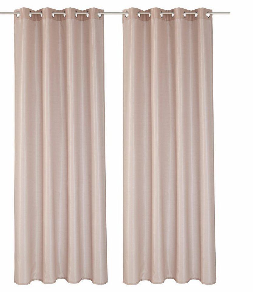 Vorhang »Leticia«, Home affaire Collection, Ösen (2 Stück) online ...