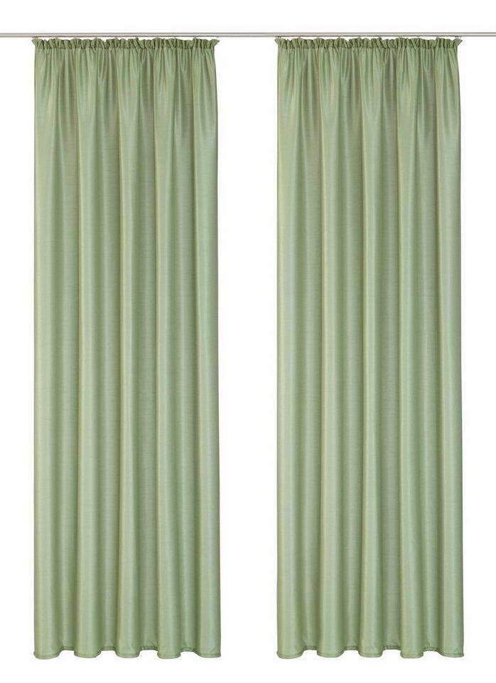 vorhang leticia home affaire kr uselband 2 st ck. Black Bedroom Furniture Sets. Home Design Ideas