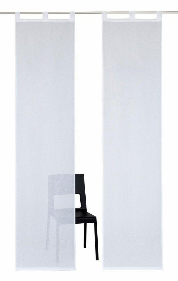 gardinenstangen weiss my home preisvergleiche. Black Bedroom Furniture Sets. Home Design Ideas